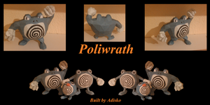 Poliwrath by Adisko