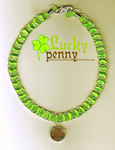Lucky Penny by solusauroraborealis