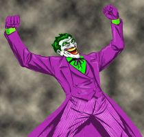 Joker by The-Spirit