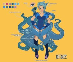Deniz Character Sheet by setsuna22