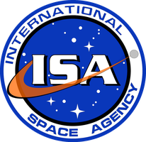 Star Trek International Space Agency Insignia by viperaviator