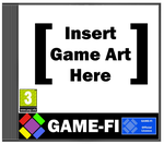 Game-Fi Cover Art Template by LevelInfinitum