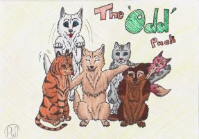 The Odd Pack v2 by Wulvie-leigh
