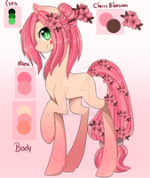 Adoptable Weather Pony 2/4: Spring Auction {CLOSED by MikiAdops