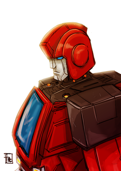 Ironhide by Ultrafpc