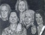 Aerosmith by LatinPrincess17