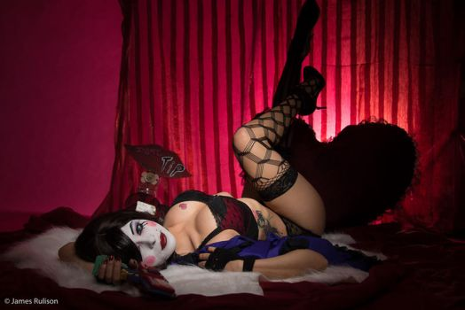 Mad Moxxi - Ex's and Oh's by Enasni-V