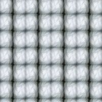 Foamy Pyramid Tile by julXart