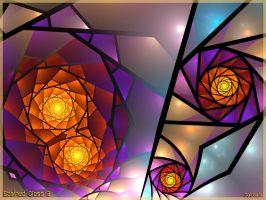 Stained Glass 2 by Golubaja