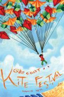Gulf Coast Kite Festival by twilightbeta