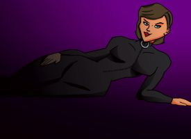 Catwoman by Xgirl1251