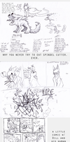 Doodle Dump 15 by Incyray