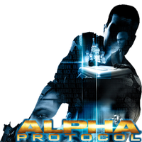 Alpha Protocol Dock Icon by Rich246