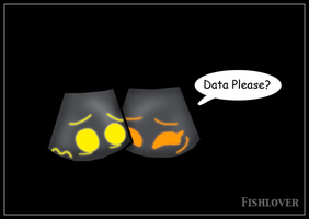 Data Please? by Fishlover