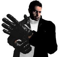 Chris Redfield (Coat and Gloves on) by PWheroCR