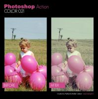 Photoshop Action - Color 021 by primaluce