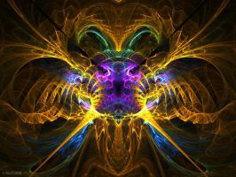 OF UNKNOWN ORIGIN FRACTAL WP by a2j3
