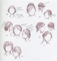TCP: Hairstyle Concepts by yellowis4happy