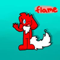 Flame .:RQ:. by Kassy1011