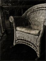 Old Chair by Wataru12012