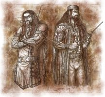 The Dumbledore Brethren by zorm