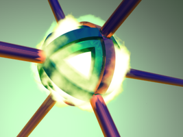 Mini star orb Powercore by SioxerNic
