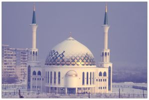 A Mosque by XDmoney
