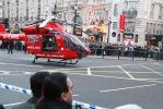 Helicopter Piccadilly Circus by 365erotic