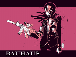Bauhaus by ToxicToothpick