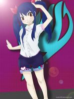 FT: Wendy Marvell by courtz-89