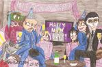 New Years Party by WorldofTIMZ