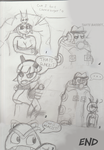 {Skullgirls + Mario} That's just Bassist... by UniTheLucario