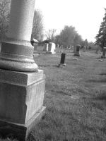 :Cemetery: by Caffiened100-Stock