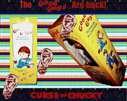 The Curse Of Chucky (Fan-Made) Teaser Photo by me by ZsoltyN
