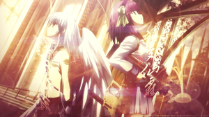 Angel Beats! Wallpaper by Totoro-GX