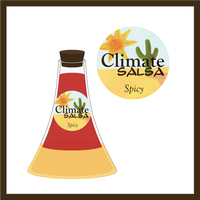 Climate Salsa Spicy by TheQuietWriter