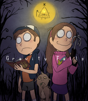 GF - Mystery Twins (Commission) by Atlas-White