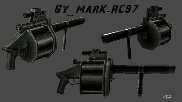 Launcher RE DEAD AIM by MarK-RC97