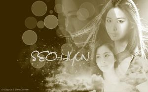 Wallpaper #2 Seohyun by DaraDaroen