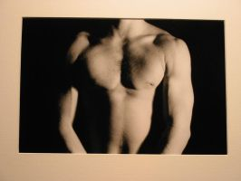 Male Torso by Laurie-H