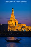 Qatar Islamic Cultural Centre by GMCPhotographics