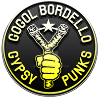 Gogol Bordello by webaytek