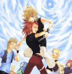 KH2-Found you in the next life by SnakeyHoHo