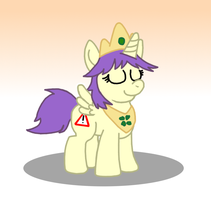 The Princess of 4chan by SketchyMouse