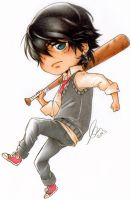 Nathaniel Chibi .Collab. by naachi