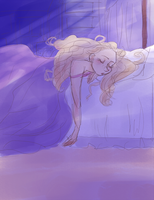 Sleeping Beauty by maybelletea