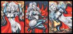 LADY DEATH PERSONAL SKETCH CARDS SEPTEMBER 2014 by AHochrein2010