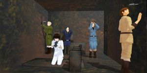 The Russian Sleep Experiment by SouthParkFirefly