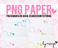 .PNG Paper by Norgelys