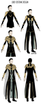 Loki Costume by Batwynn